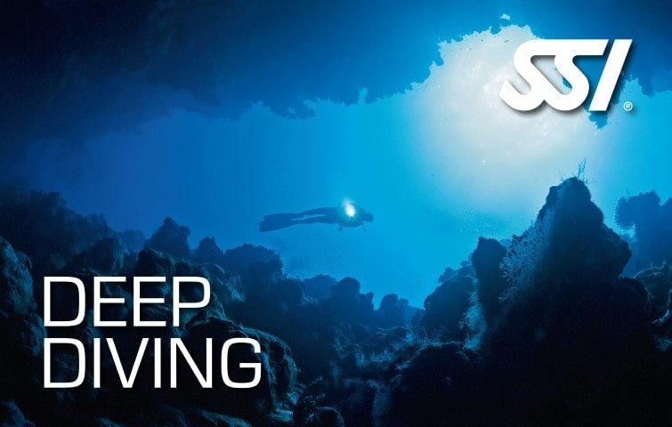 deep diving min