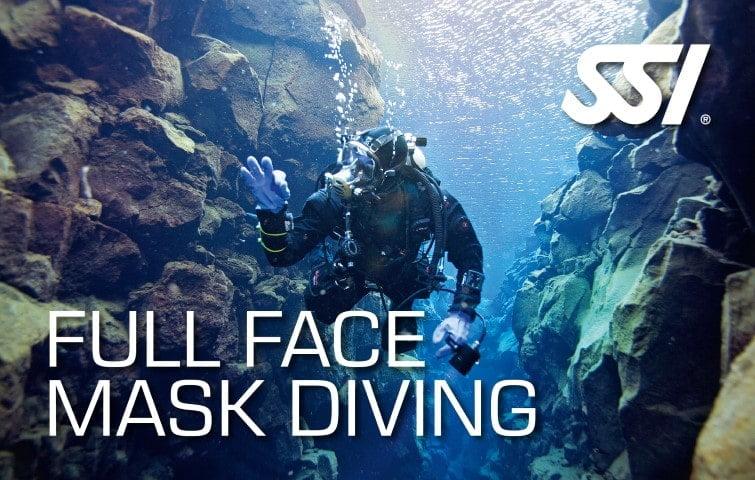 full face mask diving min