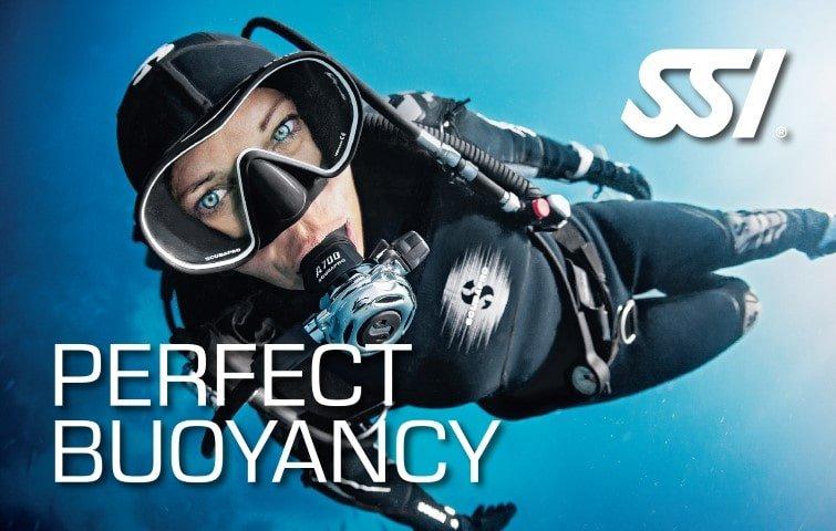 perfect buoyancy min