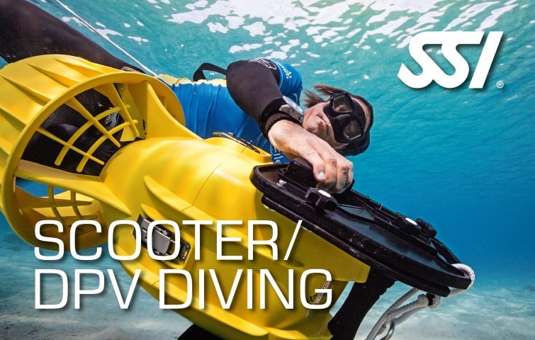 scooter dpv diving min